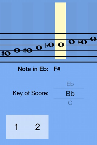 Alto Saxophone Fingering Guide screenshot 4