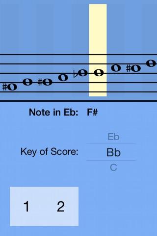 Alto Saxophone Fingering Guide screenshot 4