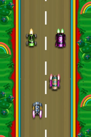Speed Rockets - Best Cars Game Arcade screenshot 1