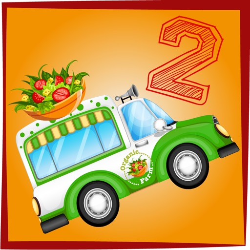 Food Trucks 2 Driving Game Icon