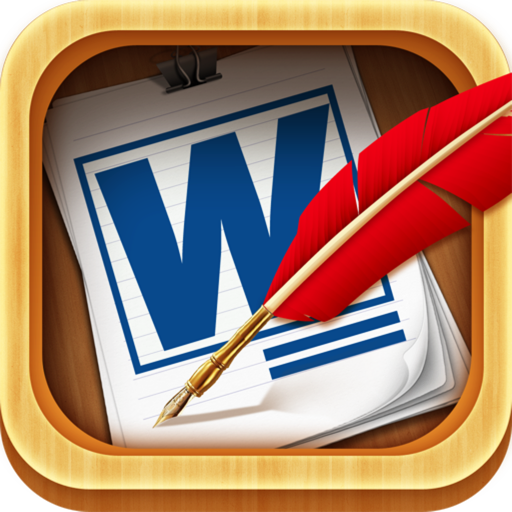 Word On The Go - for Microsoft Office Word edition & OpenOffice Format