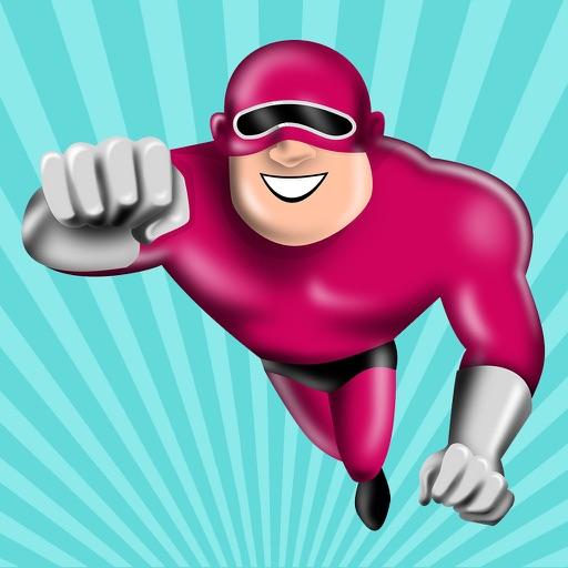 Super Hero - Jumping Adventure iOS App