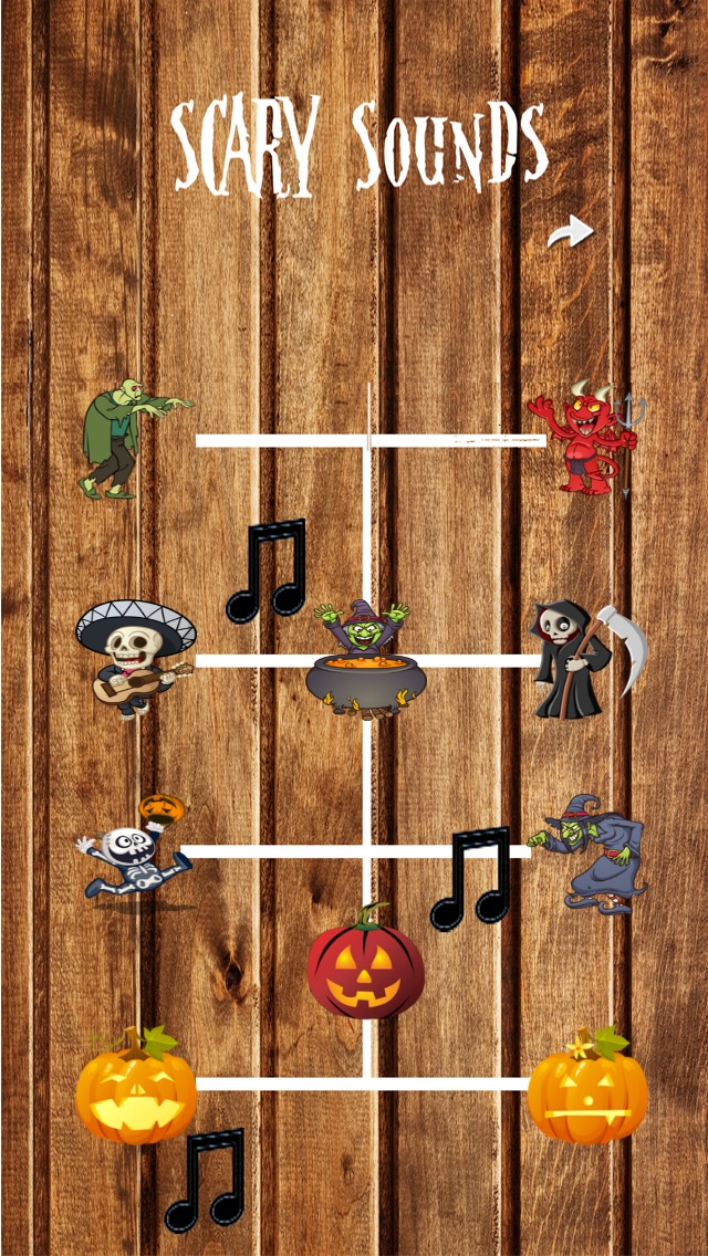 download Halloween Sounds Mania - Scary, Creepy, Spooky !!! apps 2