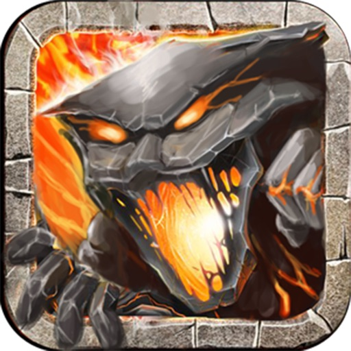 Hero versus Monster iOS App