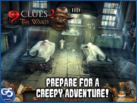 9 Clues 2: The Ward HD screenshot one