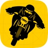 Moto Genius Free DMV Drivers Knowledge Tests: Practice And Pass 2015 Motorcycle Driving License Written Permit Test Exam For Every US State