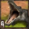 Verärgerte Crocodile Simulator 3D - Räuber-Simulationsspiel