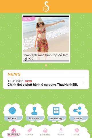 Cửa hàng lụa Thủy Hạnh Silk screenshot 2