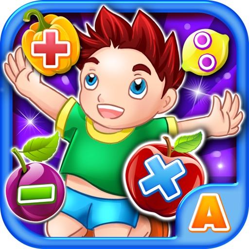 Quick Maths 4 Kids iOS App