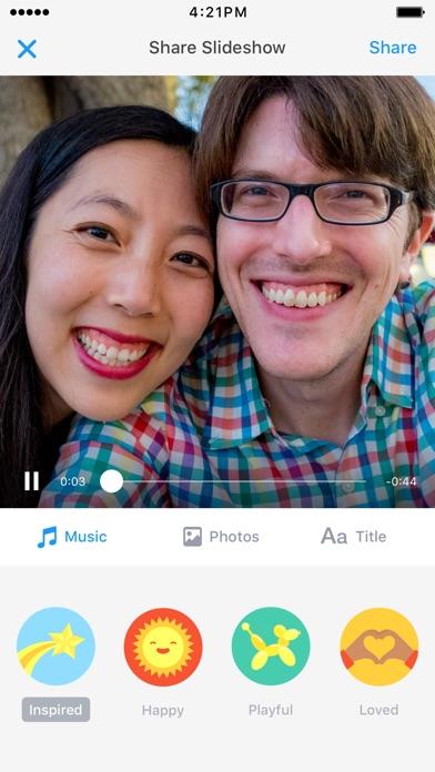 Moments - Anche le foto non scattate da te potrann Screenshot