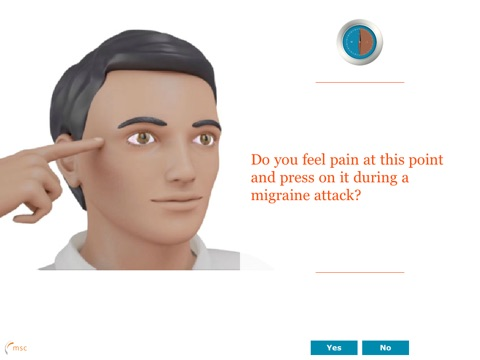 Migraine Compass Скриншоты7
