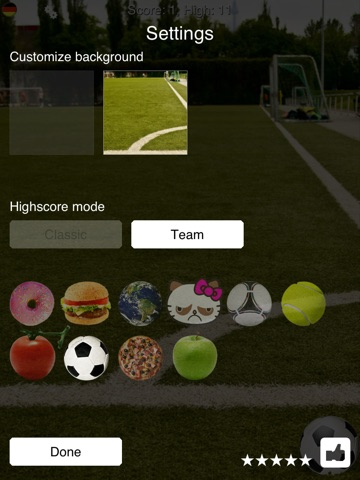 Dribble King 2 для iPad