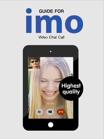Screenshots of Guides for imo Video Chat Call for iPad