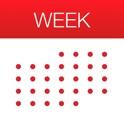 Week Calendar for iPad icon