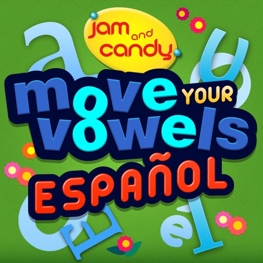 Move Your Vowels Espanol iOS App