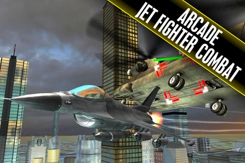 Benjamin Jet Fighters screenshot 1