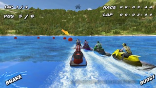 Aqua Moto Racing screenshot two