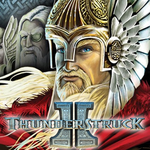 Thunderstruck 2 - Casino Slots Machine iOS App