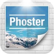Phoster: Poster, Einladungskarten und mehr auf dem iPhone oder iPad erstellen