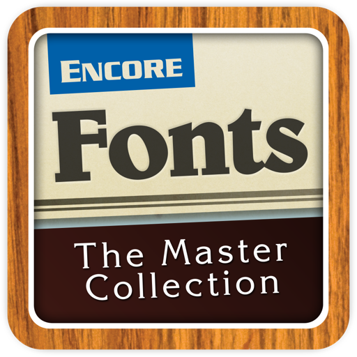 Fonts - The Master Collection