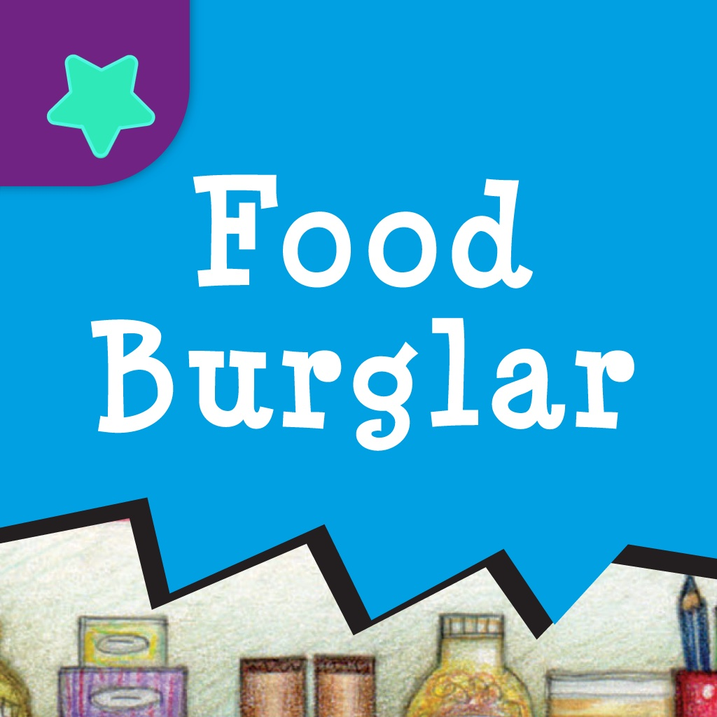Mystery Readers 6 - Food Burglar Mysteries