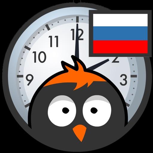 Moji Учим Часы Вместе iOS App
