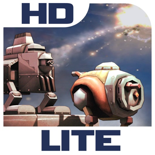 Greed Corp HD Lite iOS App