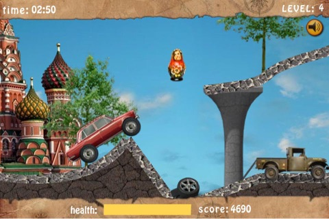 Rusty Car Adventures : Extreme Racing All Over The World! screenshot 3