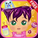 Baby Dress Up Game For Girls - Beauty Salon Fashion And Style Makeover FREE