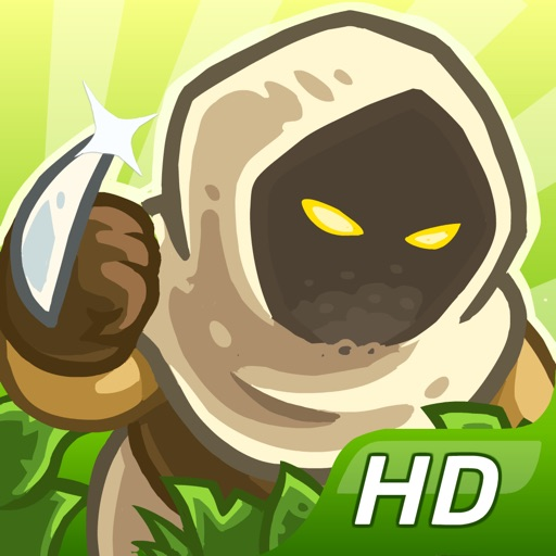 王国保卫战:前线HD:Kingdom Rush Frontiers HD