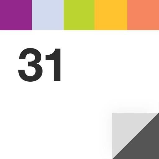 色彩心情日历:Color Calendar