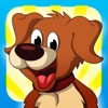 A Puppy Run Fun Jump Free Game - Fun Bone Rescue