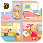Sweet Baby Girl - Dream House and Play Time No Ads icon