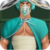 Leberchirurgie - Operate Patienten in dieser Krankenhausversorgung Spiel für Kinder