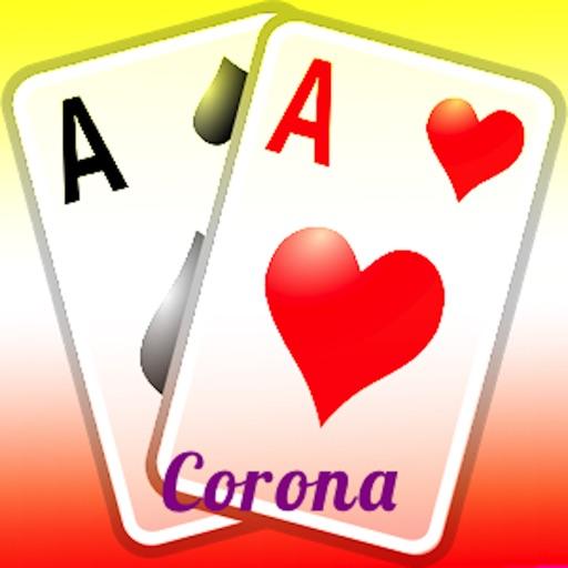 Classic Corona Card Game iOS App