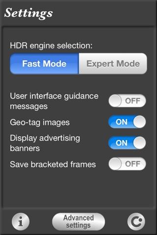 HDR Photo Camera screenshot 2
