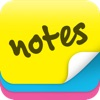 Sticky Notes HD – with Bump™