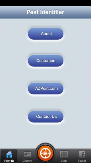 Pest Identifier Screenshot