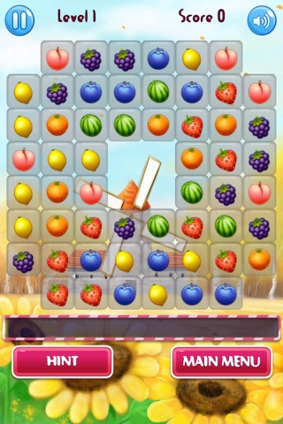 Autumn Fruits Mania screenshot 3