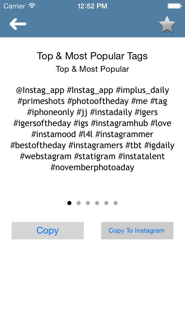Instag Screenshot 4