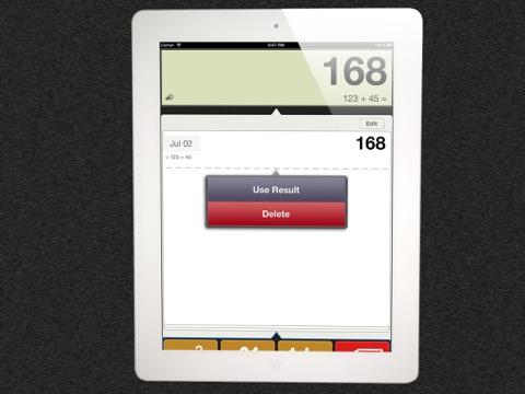 Screenshot #3 for iEasily Calculator