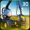 Farm Tractor Driver 3D Farming Game 2016