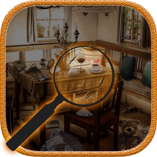 All Mixed Up Hidden objects iOS App