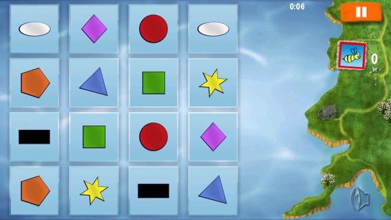 Colores Formas Y Numeros Gratis Juegos Mexicano Espanol Educativos