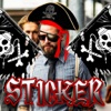 Caribbean Pirate Tattoo - Image Sticker,  Pic Frame & Photo Editor