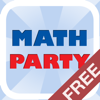 Math Party Free - multiplayer fun games for kids and their parents : addition, multiplication