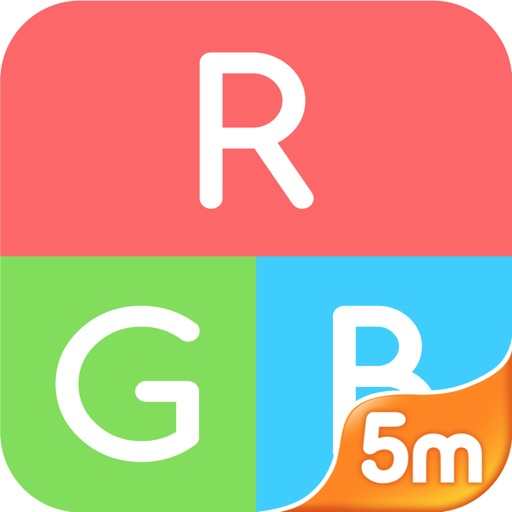 RGB Color Game iOS App