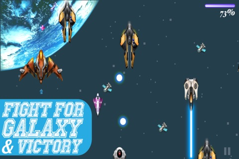 2074 Space Wars screenshot 1