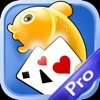 Dream Gold Fish Pocket Solitaire With Attitude Tiny Cards Adventure Pro