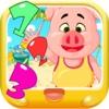 三只小猪蔬菜大作战 早教 儿童游戏